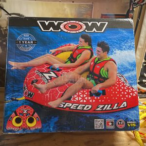 New Sealed In Box Boat Raft Float For Family for Sale in Chicago, IL