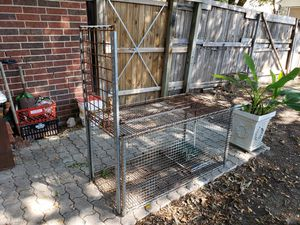 4x24x24 Live Animal Trap for Sale in Dallas, TX