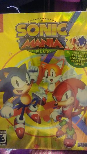 Sonic Mania Plus Game for Sale in Obetz, OH