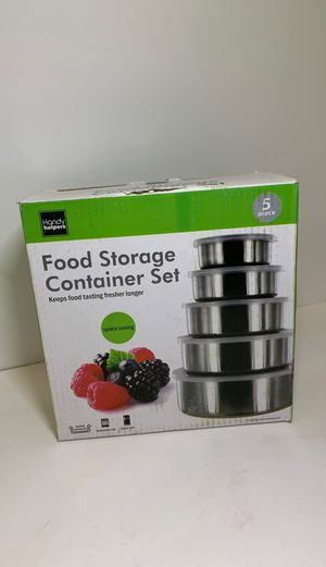 Food storage Container set for Sale in Fremont, CA