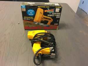 Electric sander, drill,electric mail and stapler for Sale in Meadville, PA