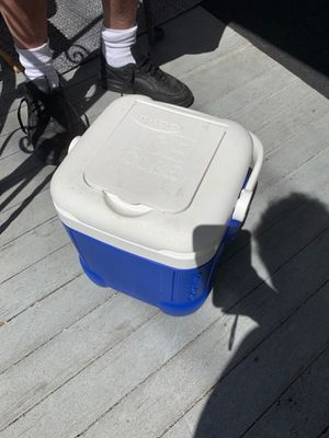 Igloo cooler for Sale in Medford, MA