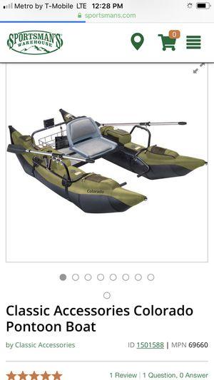 Colorado pontoon boat for Sale in Hurst, TX