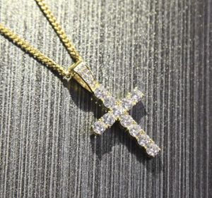 New 18 k yellow gold Cuban link chain and pendant for Sale in Sunrise, FL