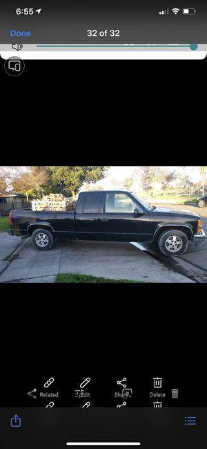 95 Chevy Silverado for Sale in Fresno, CA