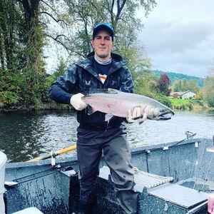Salmon steelhead fishing for Sale in Washougal, WA