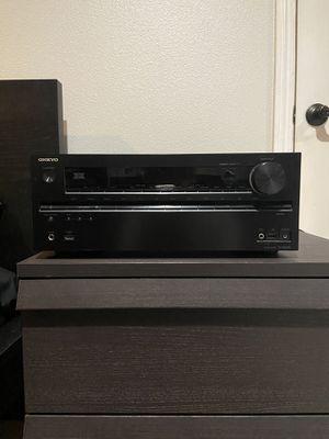Onkyo TX-NR609 receiver for Sale in Clackamas, OR