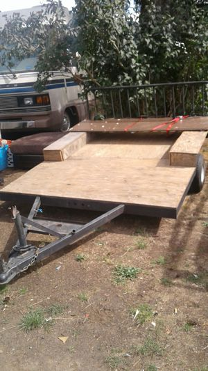 6×8 flat trailer for Sale in Portland, OR