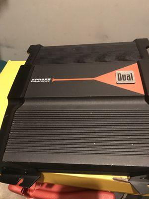 Dual amplifier for Sale in Fircrest, WA
