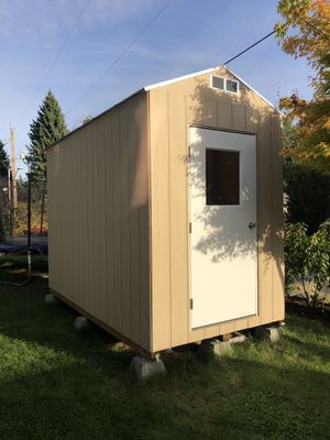 6'x12' storage shed or playhouse for Sale in Renton, WA