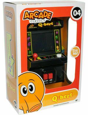 "New Q*Bert Mini Arcade Game 9"" x 6"" QBert for Sale in Las Vegas, NV"