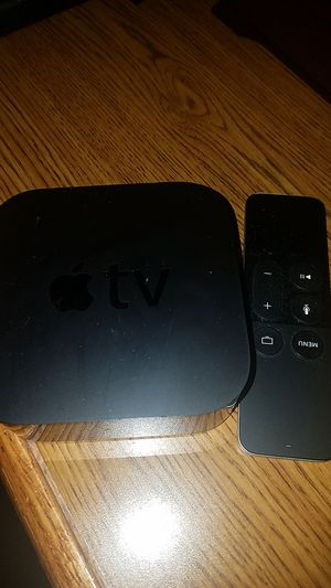 APPLE TV(SERIES 4)LIKE NEW for Sale in Los Angeles, CA