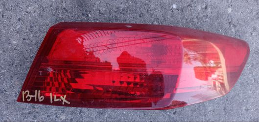 2016 Acura ILX passenger side tail lamp for Sale in South Gate,  CA