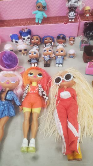 Lol dolls for Sale in Chicago, IL
