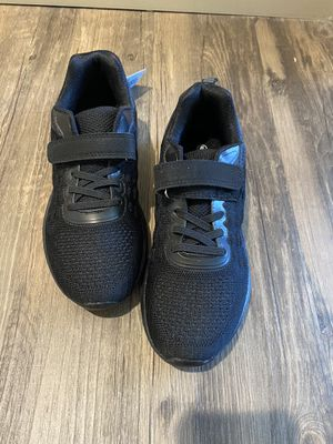 Boys and girls shoes ( size 4 Big kids) for Sale in Irvine, CA