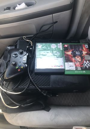 Xbox One and Games for Sale in Montgomery, AL