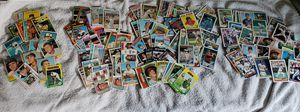 Lot of Topps Baseball Cards 1960s to 1990s for Sale in Linden, NJ