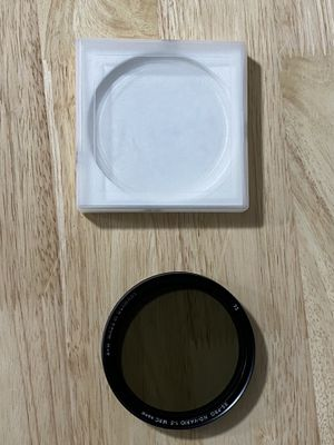 B+W 72mm XS-Pro Digital ND Vario MRC-Nano Filter for Sale in Portland, OR