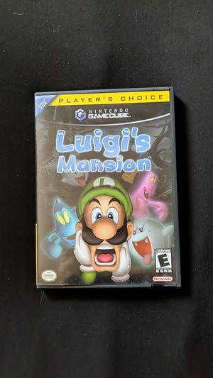 Luigi's Mansion COMPLETE for Sale in Mesa, AZ