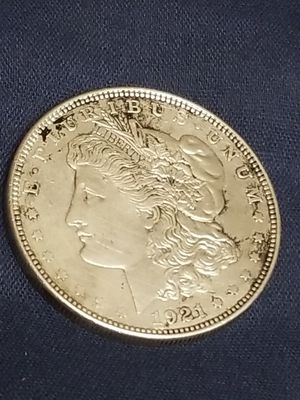 1921 SILVER MORGAN DOLLAR for Sale in Springfield, VA