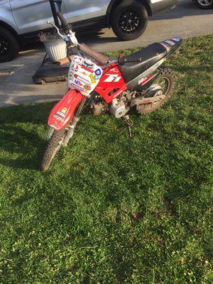 Dirt bike Baja Motorsport 110cc for Sale in Tacoma, WA