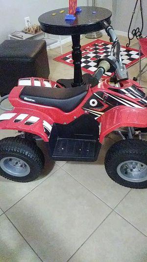 Electric razor 4 wheeler for Sale in Boca Raton, FL