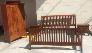 Ethan Allen King size Bedroom Set ⭐️⭐️⭐️🚚 for Sale in San Jose, CA