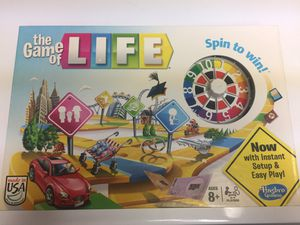 The Game of Life Board Game for Sale in Orlando, FL