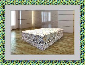 Queen plush 2pc mattress and box spring for Sale in Gambrills, MD