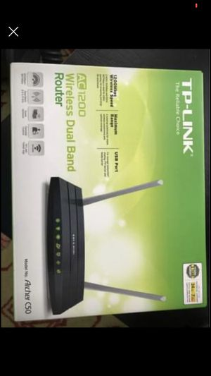 Dual band wireless router for Sale in Everett, MA