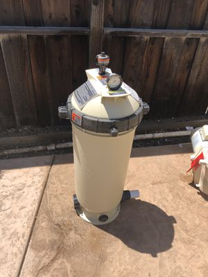 Pentair pool/ spa filter for Sale in Concord, CA