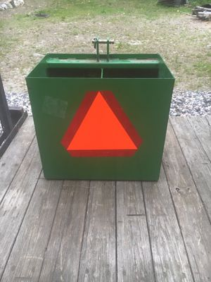 Tractor Weight Box for Sale in Gray, ME