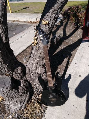 ESP--LTD M 10 Electric Guitar Made In Vietnam..Needs Bottom E String. Great Condition. $65 Firm for Sale in San Diego, CA