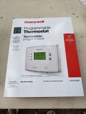 Home thermostat for Sale in Sophia, NC