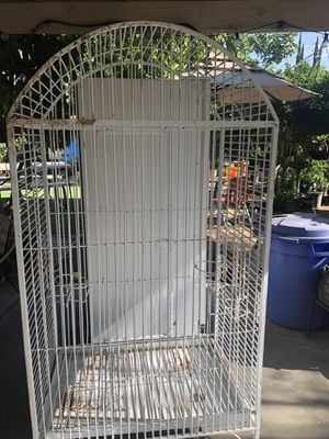 Large bird cage for Sale in Fresno, CA