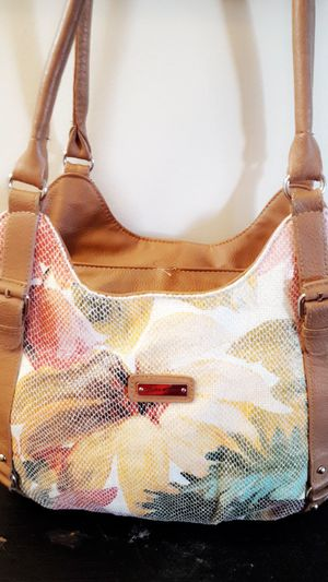 Laura Scott Floral Bag for Sale in Columbus, OH