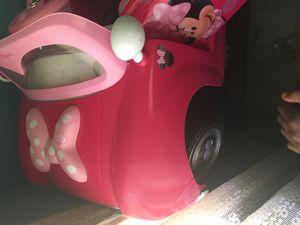 Mini mouse car for Sale in Montgomery, AL