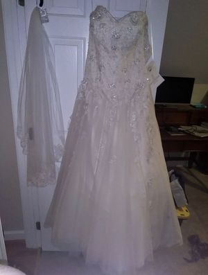 Stella York Wedding Dress for Sale in Cary, NC