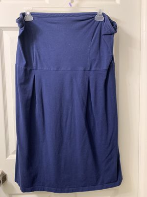 Navy strapless dress for Sale in Monroe, MI