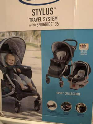 Graco car seat and stroller for Sale in West Des Moines, IA