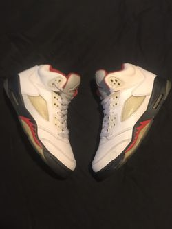 Jordan 5 Fire Red for Sale in Anaheim,  CA