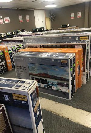 Open Box TVs For Sale 🙈⚡️⏰🍂✔️✔️🔥😀🙈⏰🍂✔️✔️🔥😀🙈⚡️⏰🍂✔️ Liquidation!!!!!!!!!!!!!!! HQDK for Sale in Los Angeles, CA