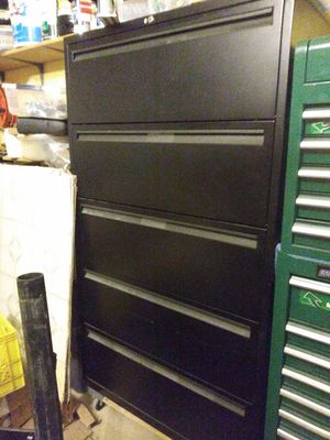 Lateral file cabinet for Sale in Columbus, OH