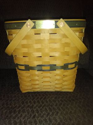Longaberger Collectors Club Membership Basket for Sale in Mesa, AZ