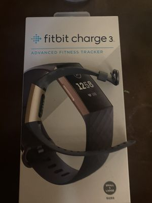 Fitbit charge 3 for Sale in Dallas, TX