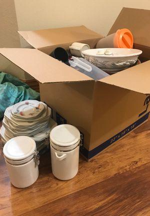 Kitchen items for Sale in Cross Roads, TX