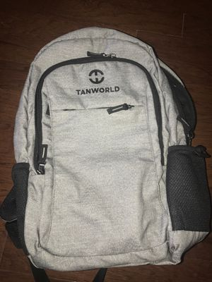 Tanworld Travel Laptop Backpack, Business Anti Theft Slim Durable Laptops Backpack with USB Charging Port, Water Resistant College School Computer Ba for Sale in Cary, NC