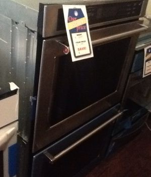 New open box kitchen aid electric double oven KODE500ESS for Sale in Hawthorne, CA