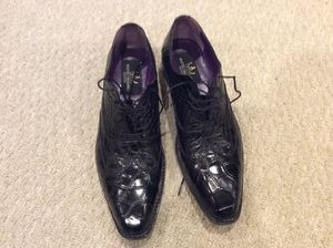 Men's exotic dress shoes for Sale in Laurel, MD