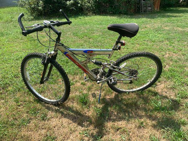 Mountain bike, asking price $70